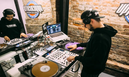 Uppercuts DJ Academy with HARMAN Professional Solutions