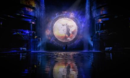 La Perle by Dragone gets immersed in L-Acoustics