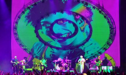 Avolites Ai v10.1 powers 'psychedelic visuals' for Paramore's current hit tour