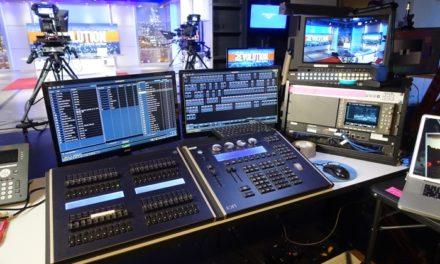 ETC makes the news at Fox Studios