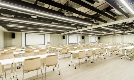 HARMAN Professional Solutions supplies a state-of-the-art corporate audio solution at Com 7