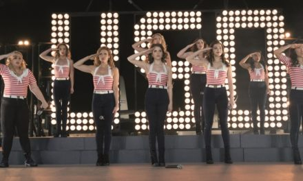 Philips Lighting hits the high notes on set for Pitch Perfect 3