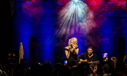 A night in Namibia for Joss Stone and Robe