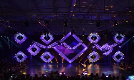 Poland's biggest dance festival delivers winning lighting with wysiwyg