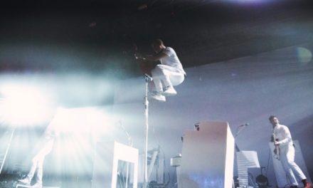 "44 Designs uses Elation Artiste DaVinci™ to Get Creative on Mutemath ""Play Dead"" tour"