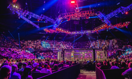 Robe a knock out at EFC