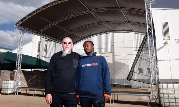Prosound takes Eurotruss to Zambia