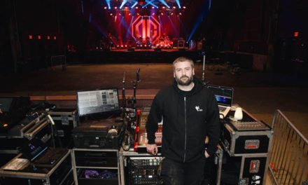 Live sound engineer and production manager Joel Livesey shares his success with Metric Halo hardware and software