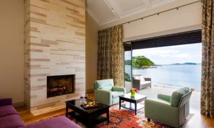 HARMAN Professional Solutions delivers award-winning AV to the Helena Bay Luxury Lodge