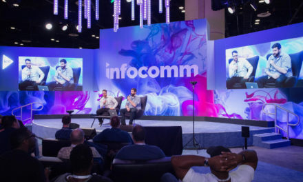 InfoComm 2018