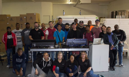 Prosound Sound School a roaring success