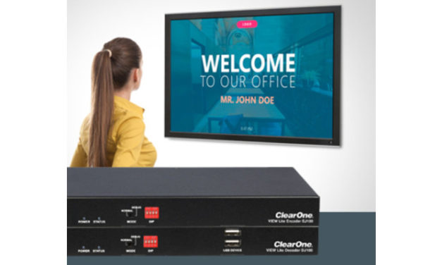 ClearOne Technology Best of Show Award at InfoComm