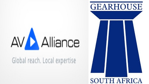 Gearhouse represents SA at the AV Alliance