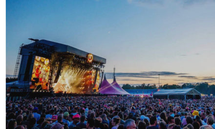 ROE Visual introduces air frames at Pinkpop Festival