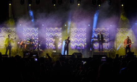 Félix Peralta gives Café Tacvba a scenic looks with CHAUVET Professional