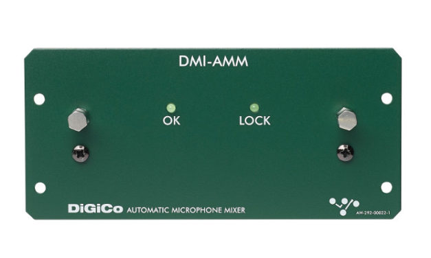 DiGiCo reveals DMI-AMM for S-Series consoles