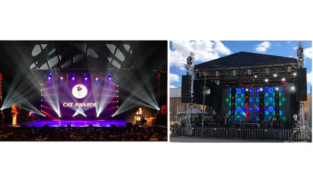 Eclipse Lighting and Sound delivers dazzling lighting displays with HARMAN Professional Solutions
