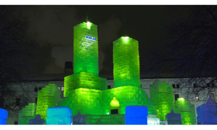 Showcore and Elation IP65 fixtures shine for St. Paul Winter Carnival