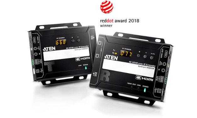 ATEN wins COMPUTEX 2018 Best Choice Award