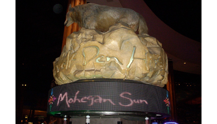 Mohegan Sun Casino adds advertising and promotional capabilities to