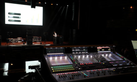 DWR brings it home with L-Acoustics