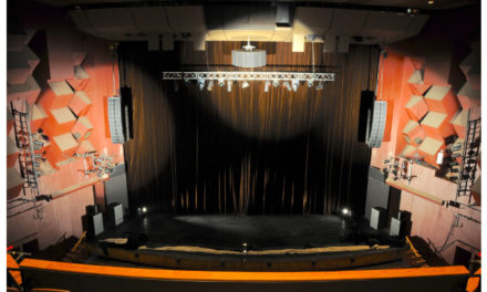 L Acoustics delivers rider-friendly, versatile system to South African State Theatre