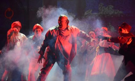 Young Frankenstein with Chauvet Professional