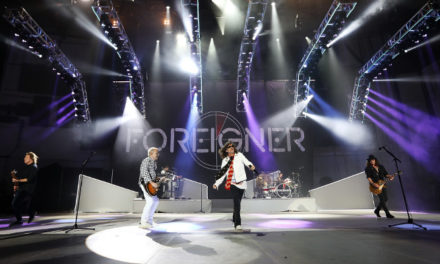 """See Factor supplies Elation for Foreigner """"Juke Box Heroes"""" summer tour"""