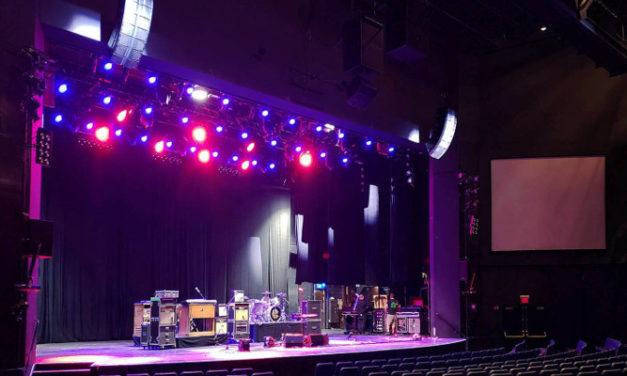 The Clair Brothers C8-Truefit System lands American Music Theatre on the cutting edge of audio technology
