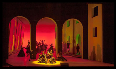 LA Opera embraces LED with the Philips Vari-Lite VLZ Profile