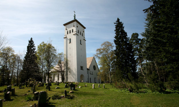 Renkus-Heinz the clear choice for historic Ris Church