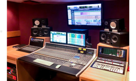 SSL AWS 924 δelta offers new opportunities for students at Morley College London