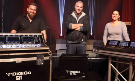 Pristine Moods invest in dot2 and DiGiCo