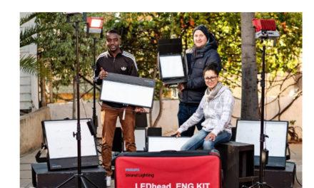 Philips Strand Lighting gives winning movie performance
