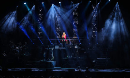 Simon Horn adapts Anastacia tour rig with ChamSys
