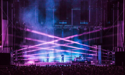 alt-J makes history with L-ISA at Forest Hills Stadium
