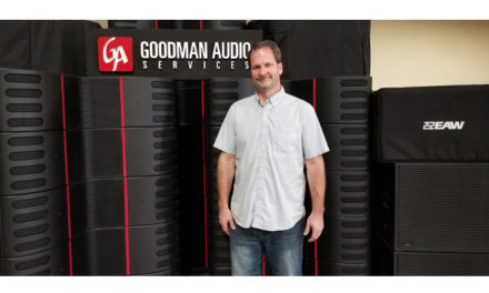 Goodman Audio Services expands With EAW Adaptive