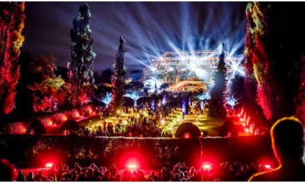 Denny Arndt fuses light and nature at Berlin Botanische Nacht with CHAUVET Professional