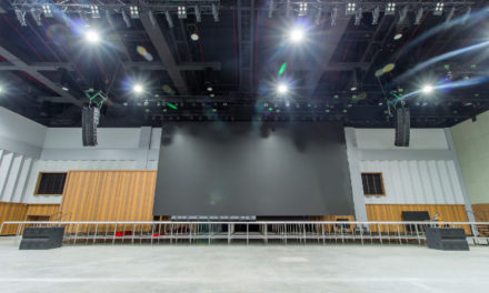 HARMAN Professional Solutions upgrade for Nongnooch Convention Center