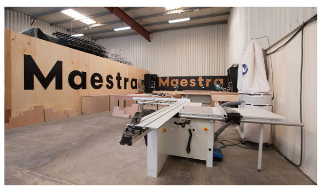 Maestra Scenic is launched