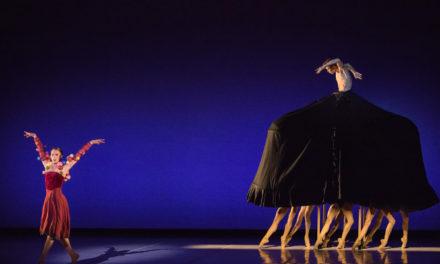 Silent Philips Vari-Lite VLZ Profile speaks volumes for Béjart Ballet