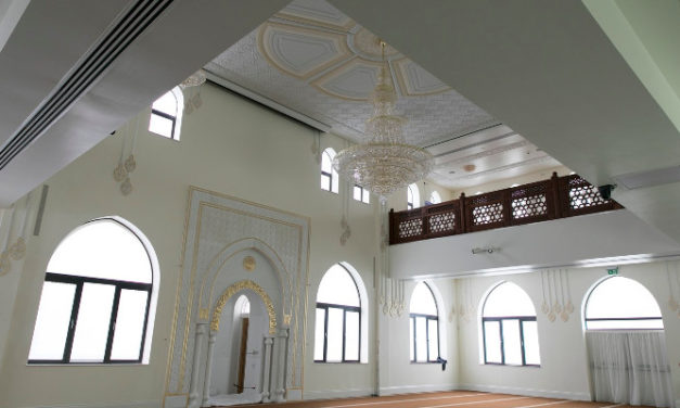 Powersoft Birmingham's Anjuman El-Saifee Community Centre