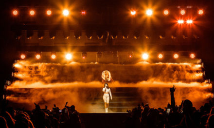 Robe Spiiders step up for Halsey tour
