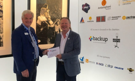 Lightpower Collection supports Backup at PLASA 2018
