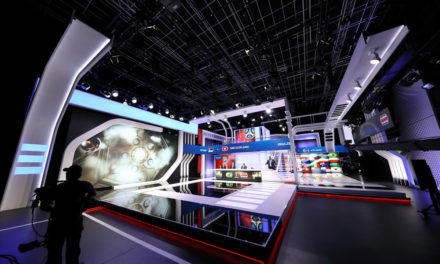 SuperSport Studio FIFA World Cup Revamp