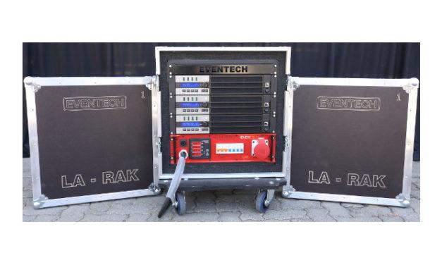 Eventech choose L-Acoustics