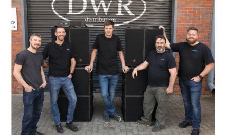 Festival Sound add ARCS Focus to their L-Acoustics inventory
