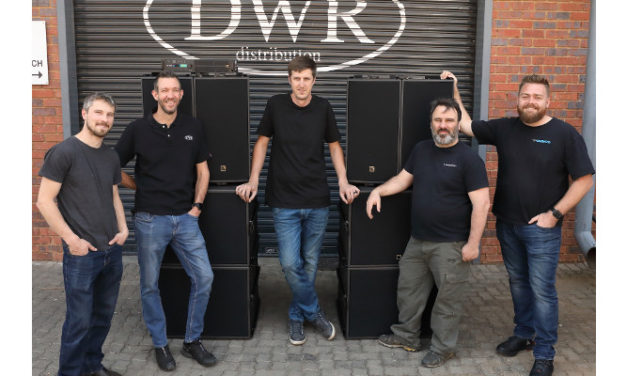 Festival Sound add ARCS Focus to their L-Acoustics inventory