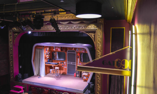 Cape Town's Gate69 Delivers Theatrical Brilliance in a Heritage Site