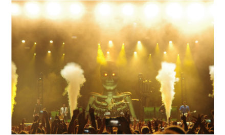 Big looks at Empoli Beat Festival with CHAUVET Professional